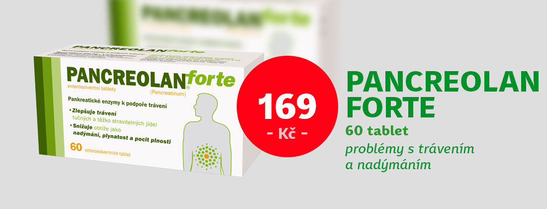 Pancreolan forte 60 tablet
