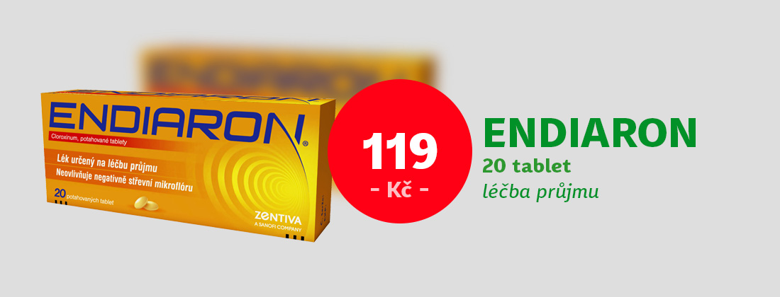 Endiaron 250mg 20 tablet