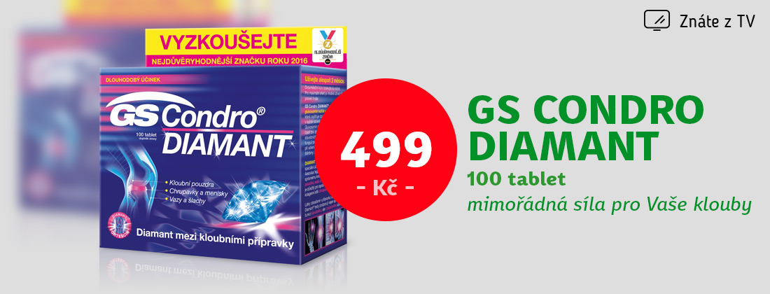 GS Condro Diamant 100 tablet