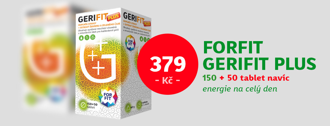 ForFit Gerifit plus 150+50 tablet