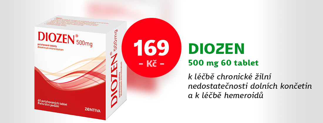 Diozen 500mg 60 tablet